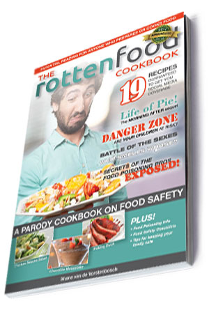 Rotten Food Cookbook